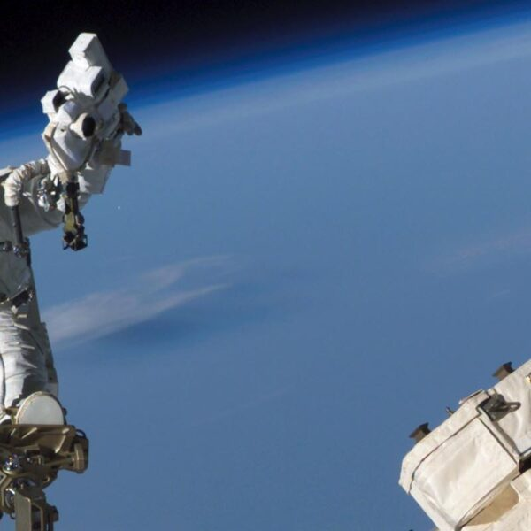 Spacesuit with 'Take Me Home' button could save Astronauts