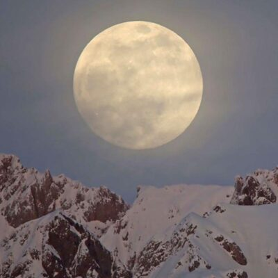 Why There will be No Full Moon in February 2018