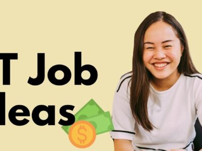 Part time Jobs Ideas