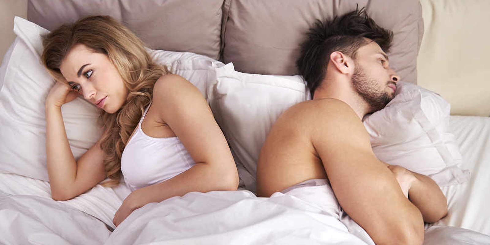 Sexual Laziness Can be Serious Health Issue!