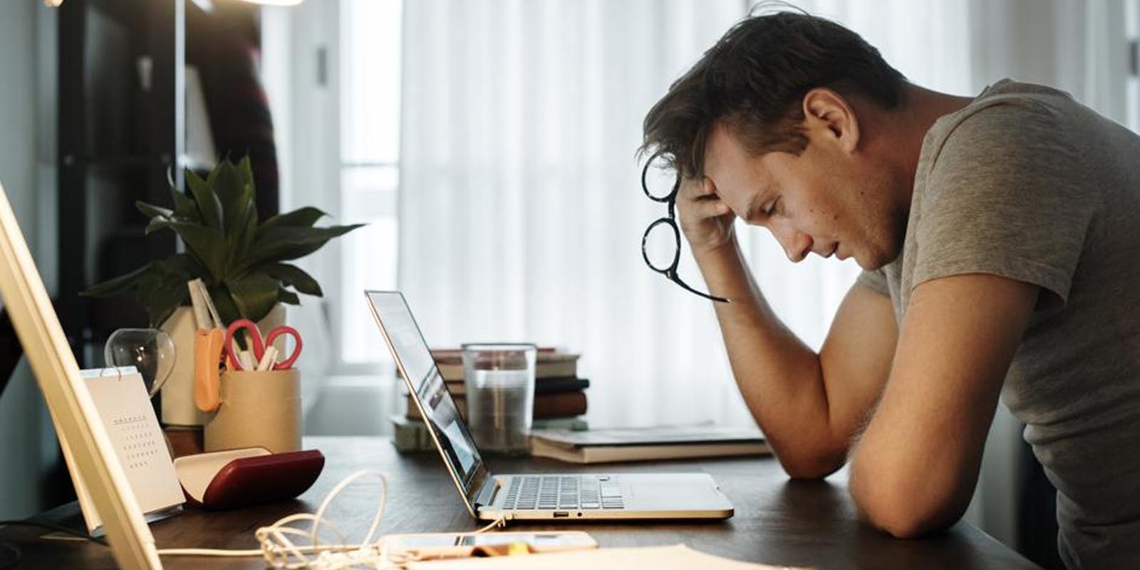 Don't let Work Stress Control your Life: Tips for not Running out of the Office
